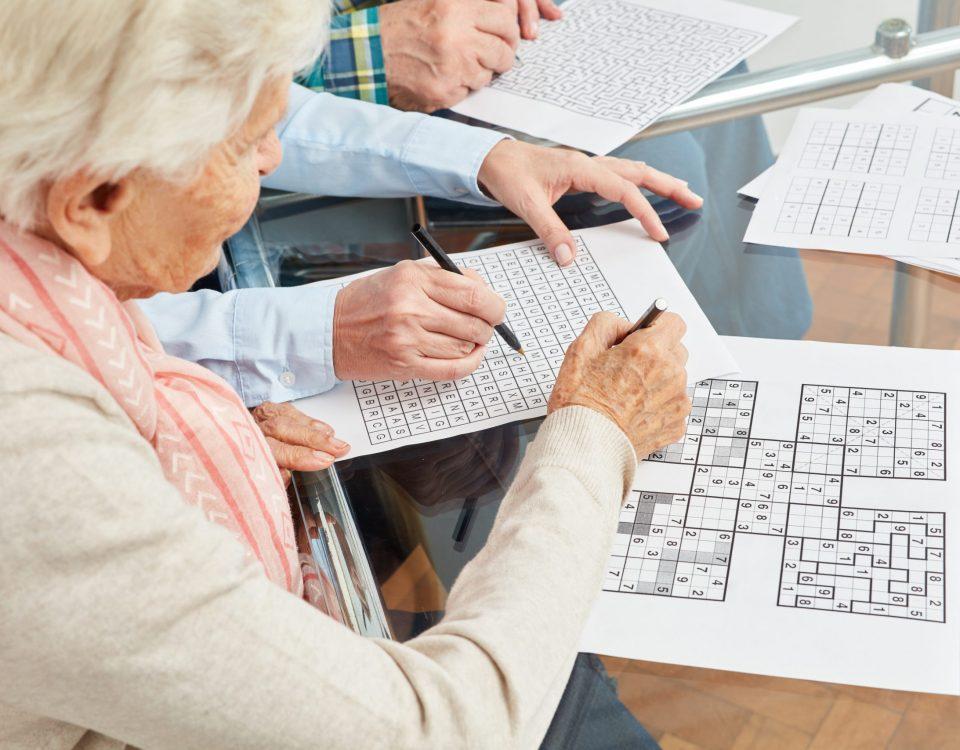 Sudoku Senior Citizens